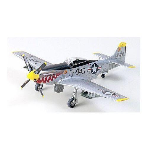 n.a. f-51 mustang korean war - tamiya marki Tamiya