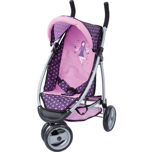 Wózek spacerówka dla lalki z wróżką
