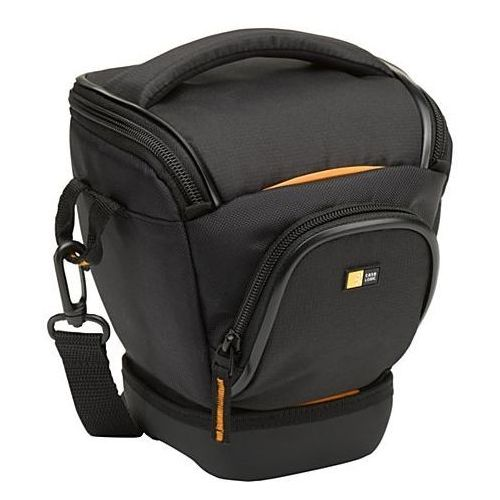 Torba CASE LOGIC SLRC200 Czarny + Zamów z DOSTAWĄ JUTRO! z kategorii Futerały i torby fotograficzne