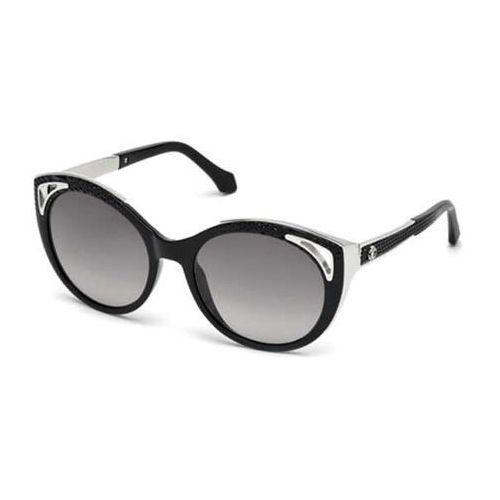 Roberto cavalli Okulary słoneczne rc 1039 castiglione 01b