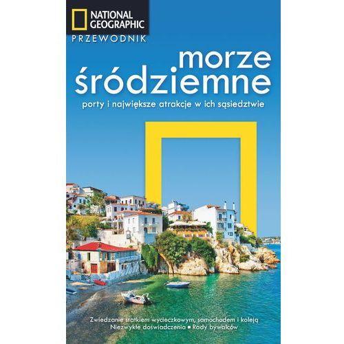Morze Śródziemne Porty i największe atrakcje Przewodnik, książka z kategorii Komiksy