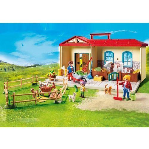 Playmobil COUNTRY Przenośne gospodarstwo rolne 4897