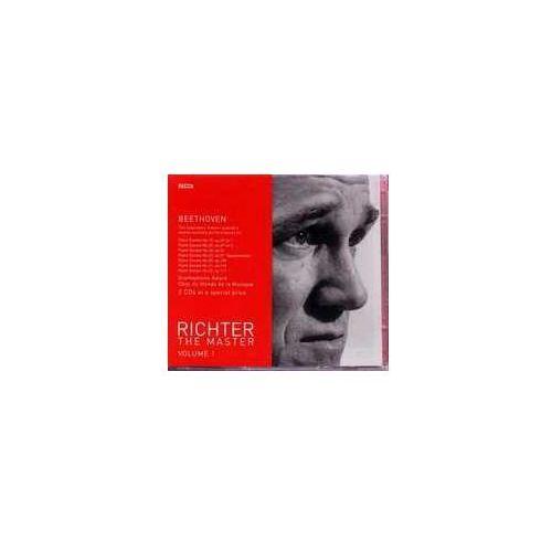 Richter - The Master: Beethoven Sonatas - produkt z kategorii- Muzyka klasyczna - pozostałe