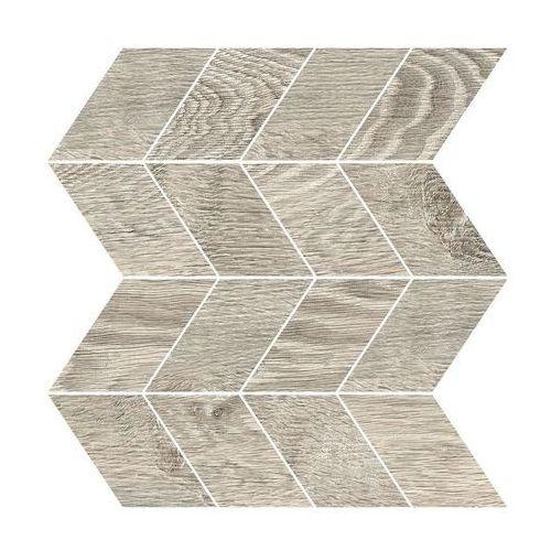 Cersanit Mozaika bianca class grey fri 29 x 29