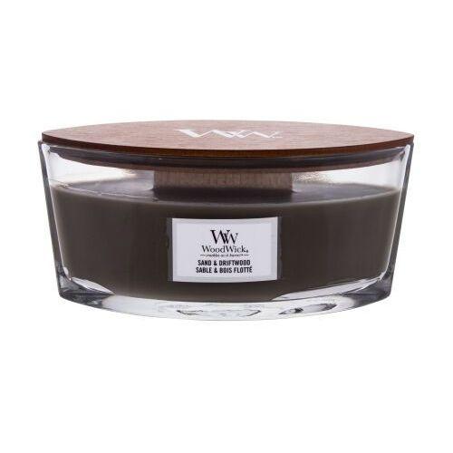 WoodWick Sand & Driftwood świeczka zapachowa 453,6 g unisex (5038581056944)