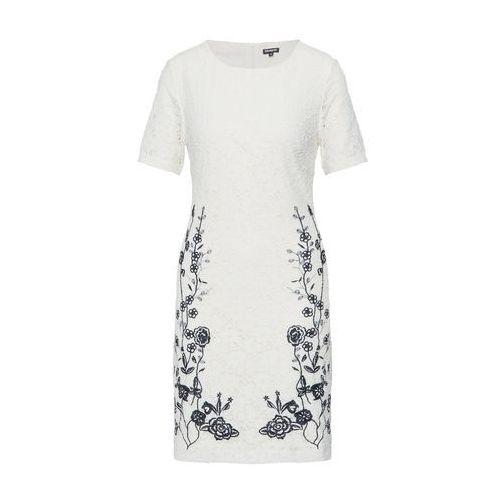 Desigual Sukienka biały