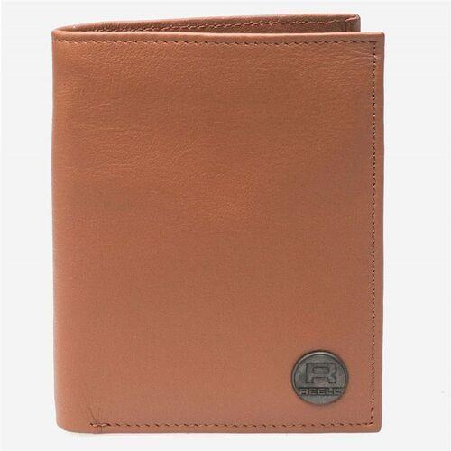 portfel REELL - Clean Leather Cognac (COGNAC) rozmiar: OS