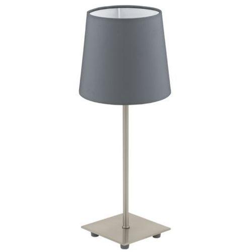 lampa nocna LAURITZ antracyt, EGLO 92881