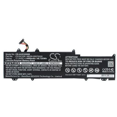 Asus Zenbook UX32LA / 0B200-00070200 4400mAh 49.72Wh Li-Polymer 11.3V (Cameron Sino), CS-AUX320NB