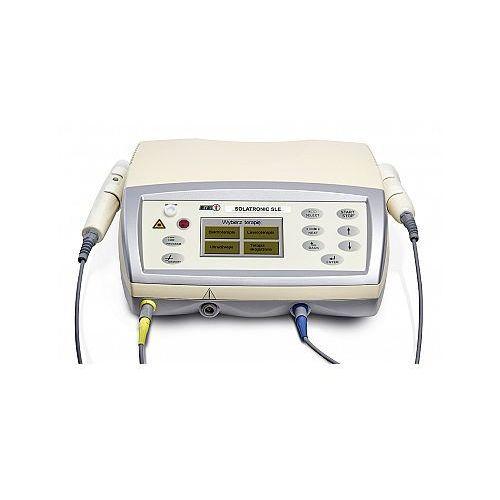Aparat solatronic sle elektroterapia+ultradźwięki+laseroterapia marki Eie otwock