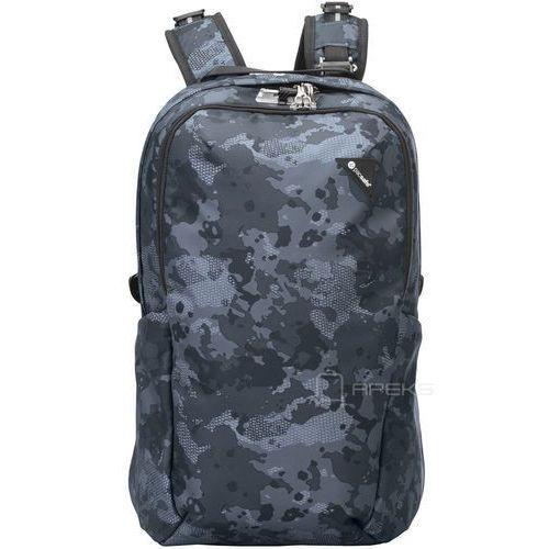 "Pacsafe Vibe 25 plecak miejski na laptopa 13"" / Grey/Camo - Grey/Camo, kolor szary"