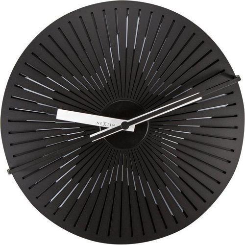 - zegar ścienny kinegram star - czarny marki Nextime