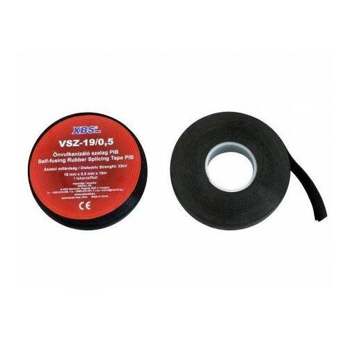 Taśma samowulkanizująca izolacyjna 19mm x 10m x 0,5mm VSZ-19/0,5 XBS