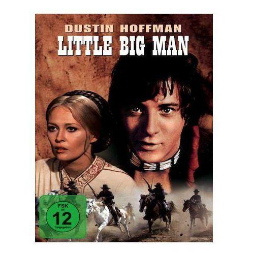 Paramount pictures Mały wielki człowiek [dvd] (4010884524116)