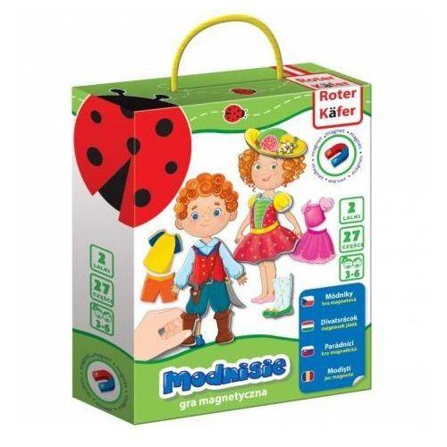 Roter kafer Modnisie - gra magnetyczna - darmowa dostawa kiosk ruchu (4820195560228)