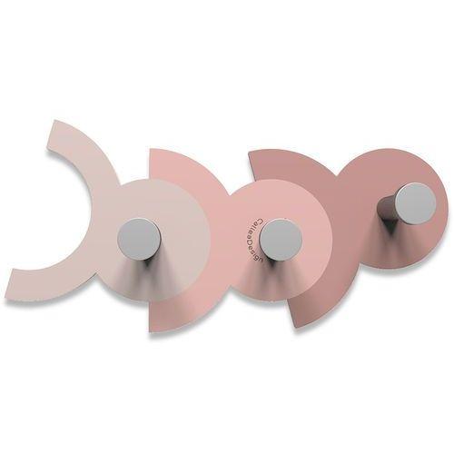 Wieszak ścienny Diennea CalleaDesign antyczny-różowy (13-014-32)