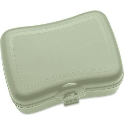 Pudełko na kanapki BASIC - kolor eucalyptus green, KOZIOL (4002942447048)