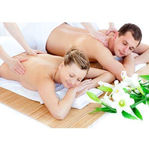Uczta dla zmysłów - Rytualny masaż dla dwojga – Płock