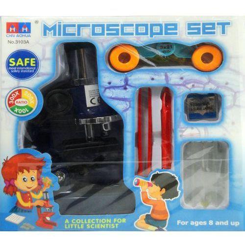 Zabawka SWEDE Mikroskop x300 ()