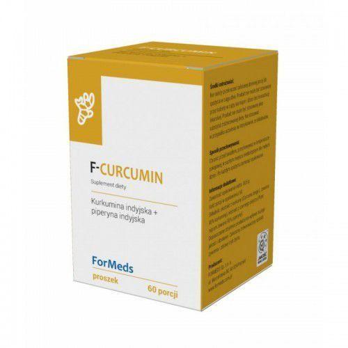 F-curcumin - kurkumina + piperyna wyprodukowany przez Formeds