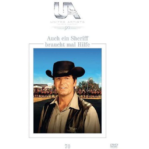 20th century fox Popierajcie swego szeryfa [dvd] (4045167006270)
