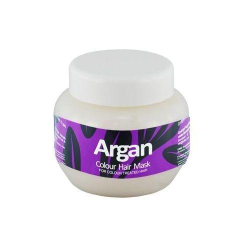 Kallos  maska do włosów farbowanych argan colour mask 275ml