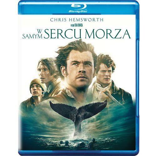 W samym sercu morza (Blu-Ray) - Ron Howard (7321999341350)