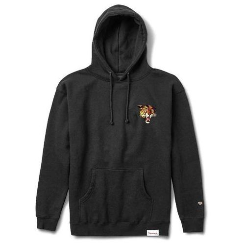 Diamond Bluza - gulf hoodie black (blk) rozmiar: m