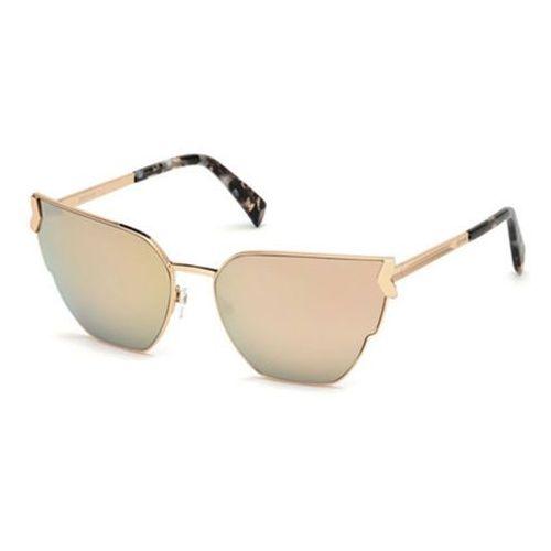 Okulary słoneczne jc 824s 72z marki Just cavalli
