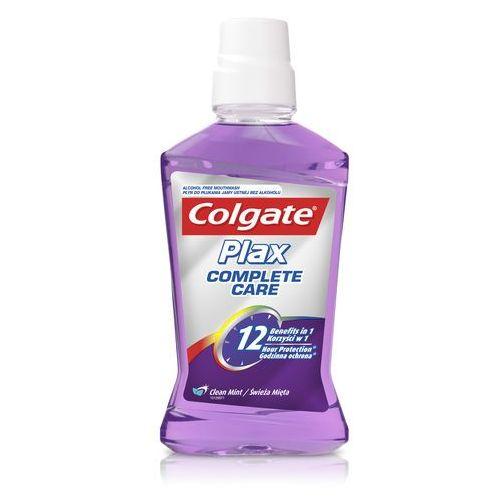 Colgate Plax Complete Care, płyn do ust 500 ml, kup u jednego z partnerów
