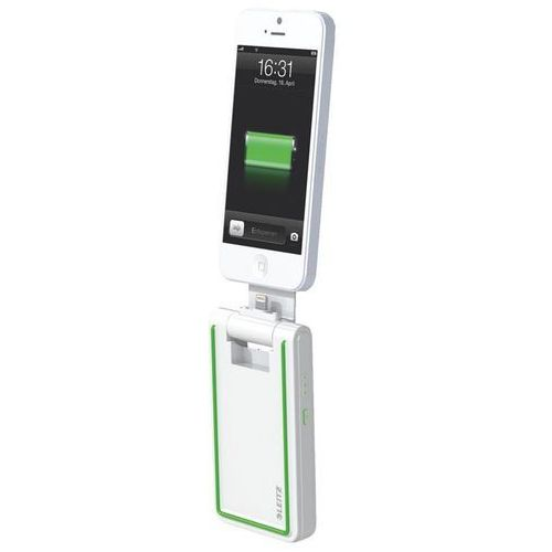 Ładowarka complete 3w1 iphone biała 63630001 marki Leitz