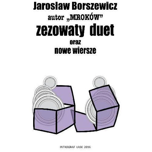 Zezowaty duet oraz nowe wiersze + zakładka do książki GRATIS