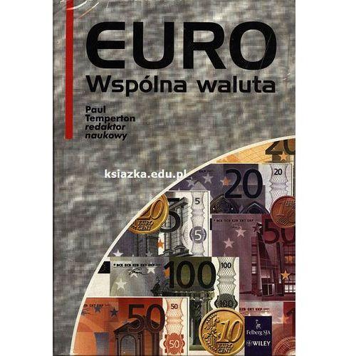Euro Wspólna waluta - Paul Temperton, oprawa twarda