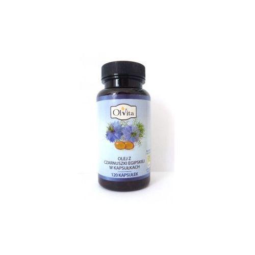 Olvita olej z czarnuszki w kapsułkach 120 kaps (5903111707569). Najniższe ceny, najlepsze promocje w sklepach, opinie.