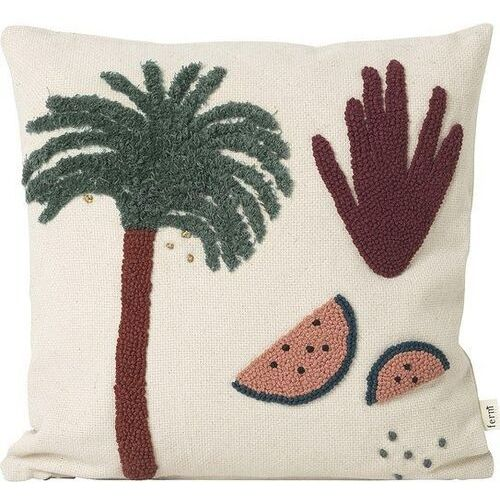 Ferm living Poduszka dekoracyjna palma