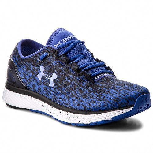 Buty - ua w charged bandit 3 ombre 3020120-500 blu marki Under armour