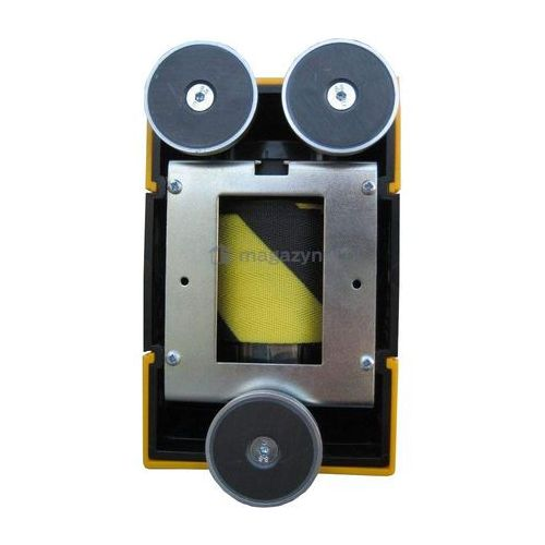Tensator Taśma ostrzegawcza rozwijana w kasecie mocowanej na magnes. maxi. zapięcie magnetyczne (długość 9m)