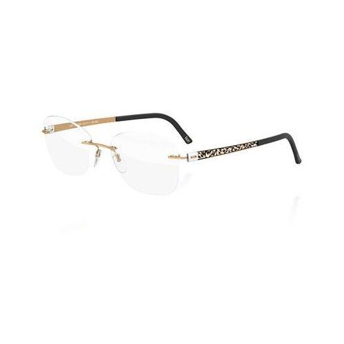 Silhouette Okulary korekcyjne titan accent flora edition 4545 6060