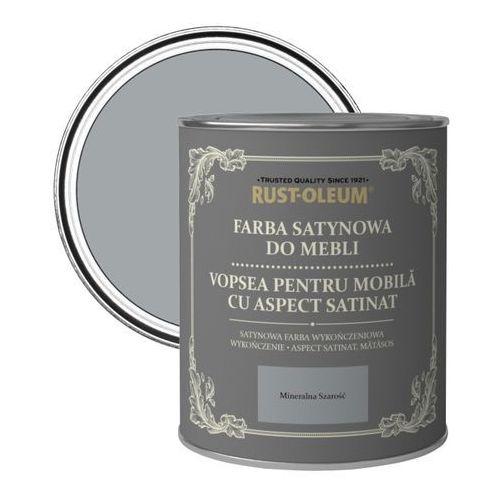 Farba do mebli mineralna szarość satyna 0,75 l marki Rust-oleum