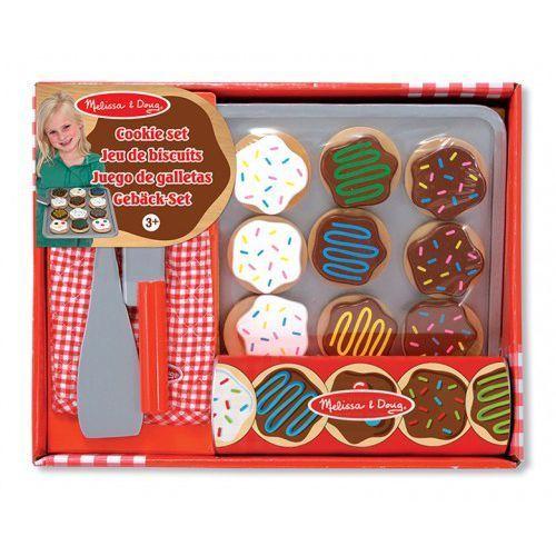 Ciasteczka do krojenia i dekoracji-drewno- melissa &doug marki Melissa & doug
