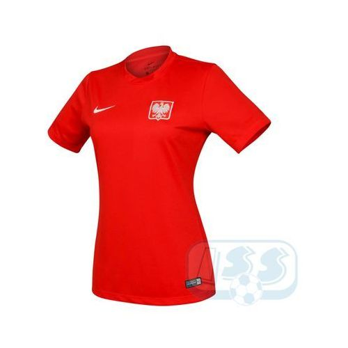 BPOL178w: Polska - koszulka damska Nike