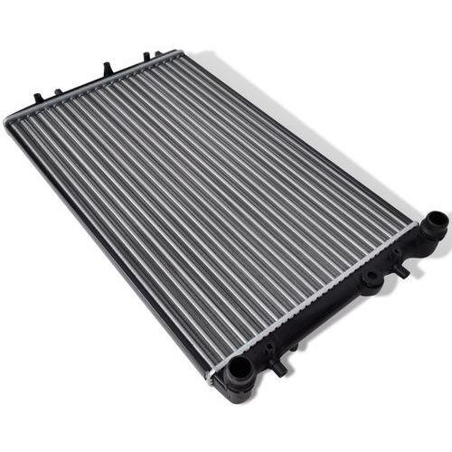 Vidaxl  chłodnica oleju silnikowego dla skoda, vw, seat, 630 x 415 23 mm, kategoria: chłodnice samochodowe