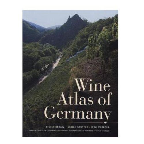 Wine Atlas of Germany (9780520260672)
