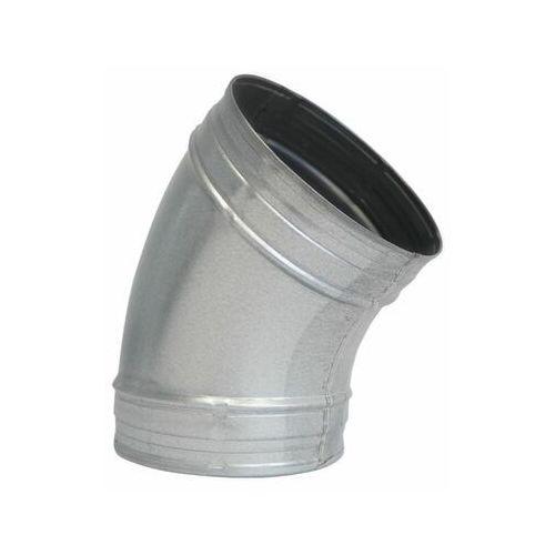 Spiroflex Kolanko wentylacyjne 45° 160 mm