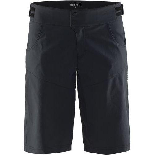 Craft dust xt spodnie rowerowe kobiety czarny l 2018 spodenki rowerowe (7318572685680)