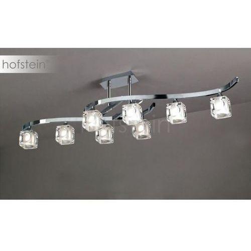 Mantra cuadrax lampa sufitowa chrom, 8-punktowe - nowoczesny - obszar wewnętrzny - cuadrax - czas dostawy: od 10-14 dni roboczych