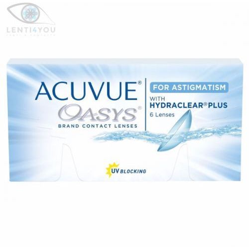 Acuvue Oasys for Astigmatism 6szt. soczewek