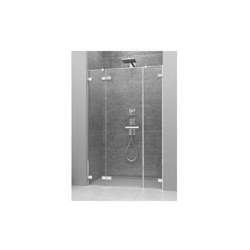 arta dwjs drzwi wnękowe 140cm lewe szkło przejrzyste 386456-03-01l/386122-03-01l marki Radaway