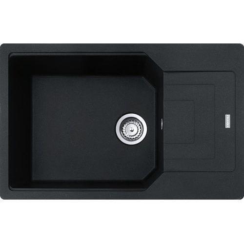 Zlewozmywak FRANKE URBAN UBG 611-78 XL onyx [114.0575.073], kolor czarny