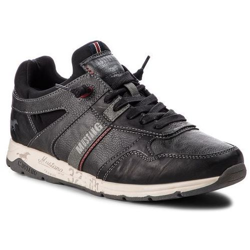 Sneakersy MUSTANG - 43A006 Czarny